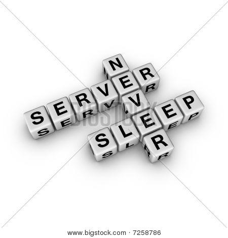 Server Never Sleep