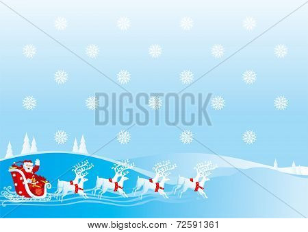 Claus's sledge