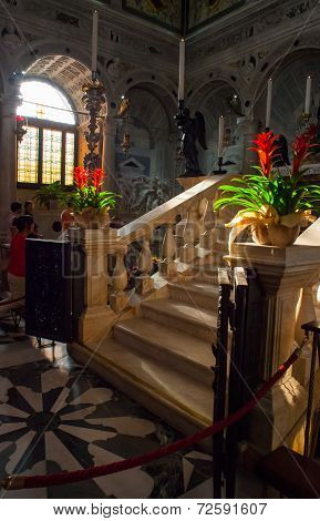 Funeral Monument Of Saint Anthony Of Padua