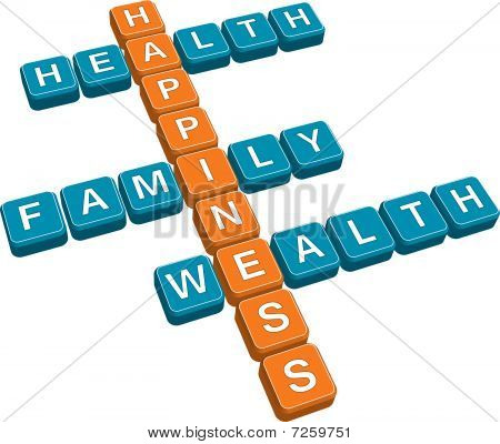 lifestyle crossword