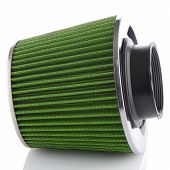 stock photo of modification  - Air cone filter on white background - JPG