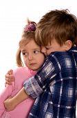 foto of sissi  - Portrait of emotionally kids - JPG