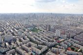 image of northeast  - Shenyang City Skyline Aerial view - JPG