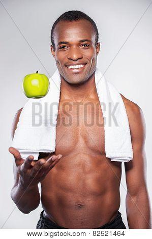 Enjoying Healthy Lifestyle.