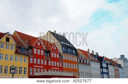 Houses In Copenhagen