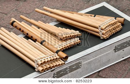 Flute  Pan