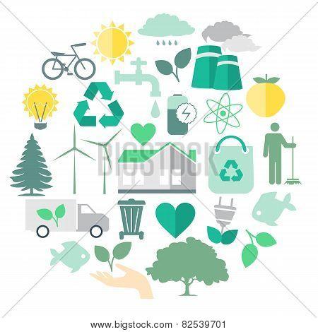 Environmental Care Vector Image