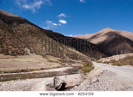 Tibet Landscape