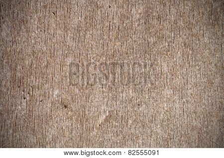 Brown Background From A Wooden Surface