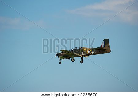 Tucano Trainer at Airshow