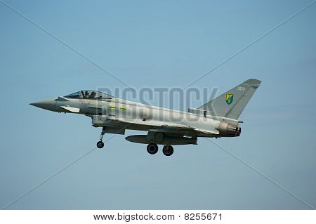 Eurofighter at Air Show