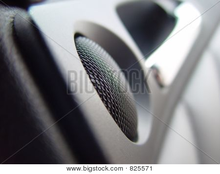 Handle Of The Car