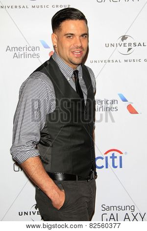 LOS ANGELES - FEB 8:  Mark Salling at the Universal Music Group 2015 Grammy After Party at a The Theater at Ace Hotel on February 8, 2015 in Los Angeles, CA