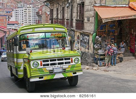 Bolivian transportation