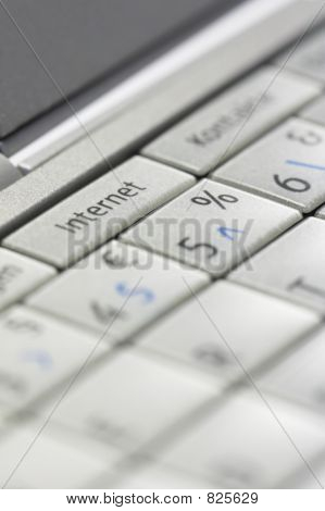 internet key of a smartphone 01