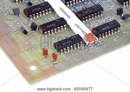 Processor chip.