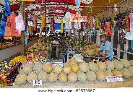 Market In Sudak