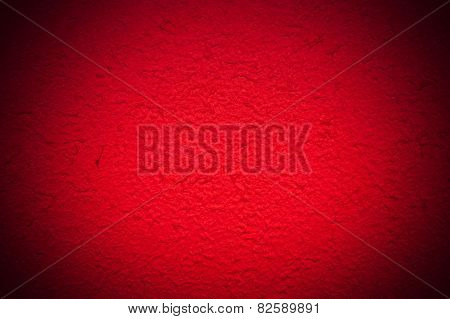 Abtract Red Handmade Mulberry Paper Texture