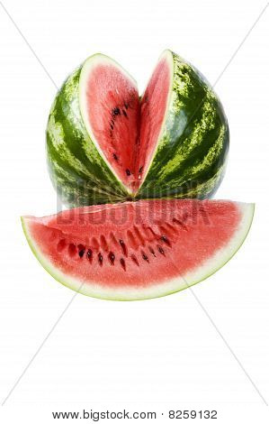Cutting Watermelon