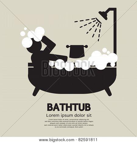 Bathtub.