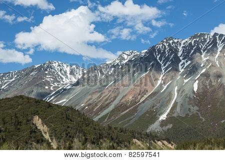 Mountainous Alaska