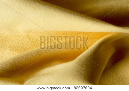 Fabric For Technical Works Yellow