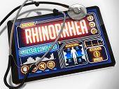 stock photo of snot  - Rhinorrhea  - JPG
