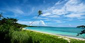 pic of boracay  - Beach Landscape in Boracay Island in the Philippines - JPG