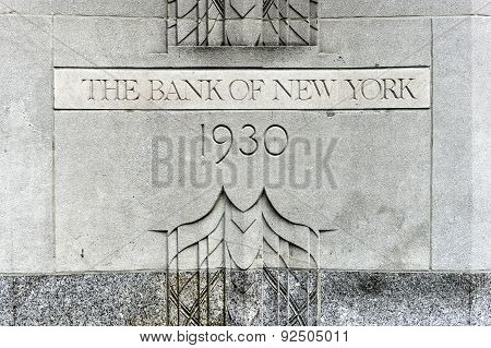 The Bank Of New York Building