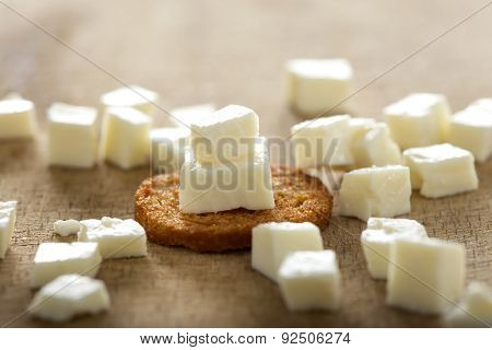 Antipasto With Cheese