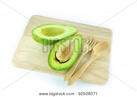 Avocado Fruit.
