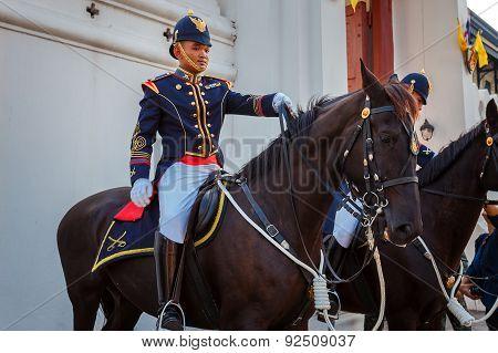 Thai Royal Horse Guards