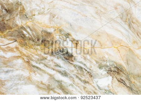 Marble patterned texture background in natural patterned and color for design.
