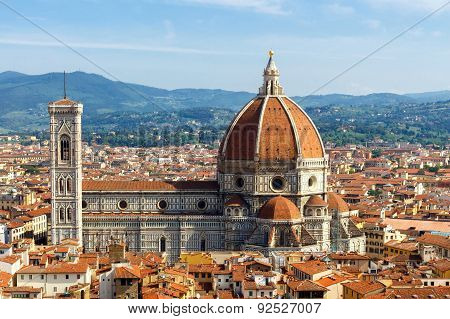 Florence Duomo. Italy.