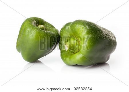 Fresh bell pepper