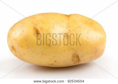 New Potato Isolated