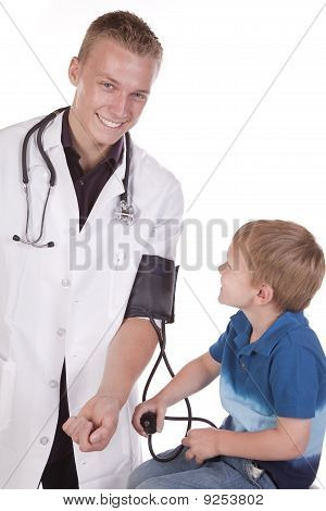 Happy Patient