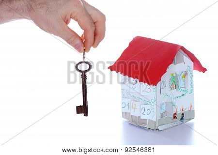 Delivering A Key