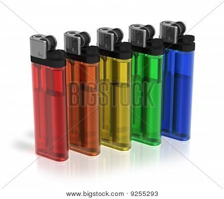 Color lighters