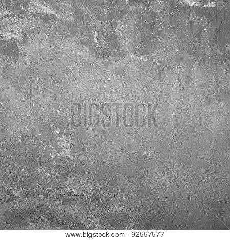 Gray wall background texture