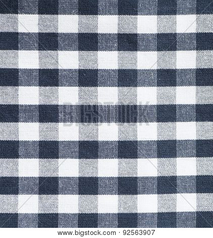 close - up check shirt fabric pattern and background