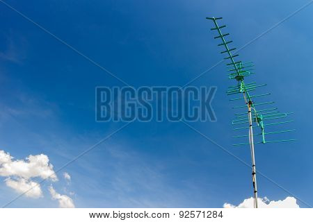 Old Tv Antenna