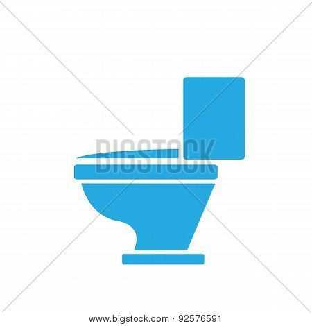 vector Toilet symbol. toilet sign