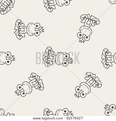 Frog Prince Doodle