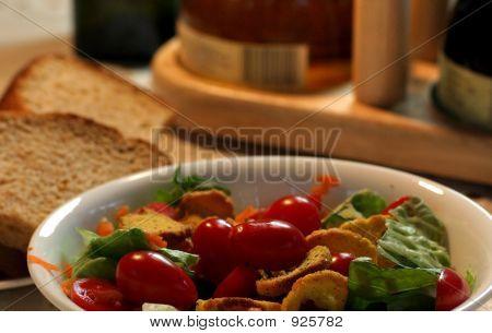 Home Cooking Salad Cu