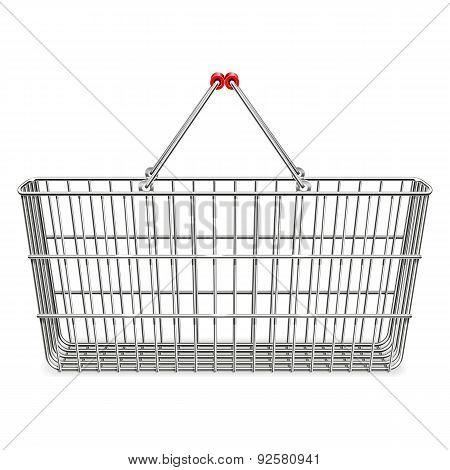 Vector Supermarket Basket