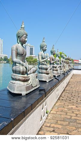 The Statues Of Seema Malakaya
