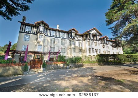 The Grand Hotel, Nuwara Eliya Sri lanka