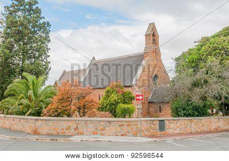 Holy Trinity Church In Caledon