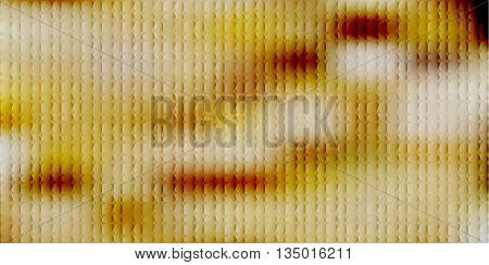 abstract spots orange circles pattern texture mesh